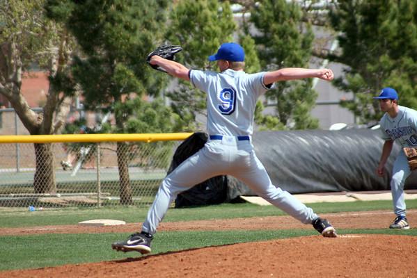 FHS JV vs Monterey 3-20-09