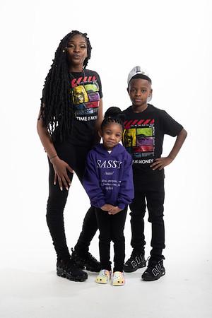 Rodneshia Family