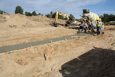 9/15/2010 - Laying the Foundation RE