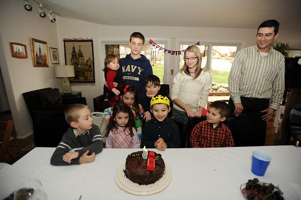 John Pauls Birthday