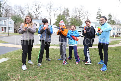 Kids on the Neighborhood w/ Toy Guns - March 21, 2016