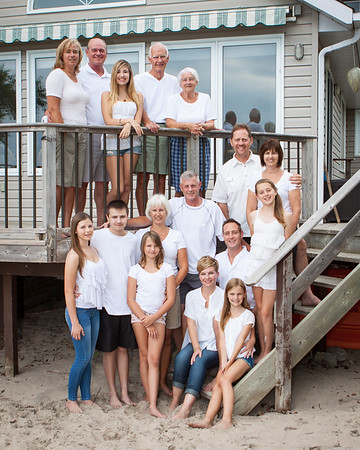 Seagrave Family Portrait 2014