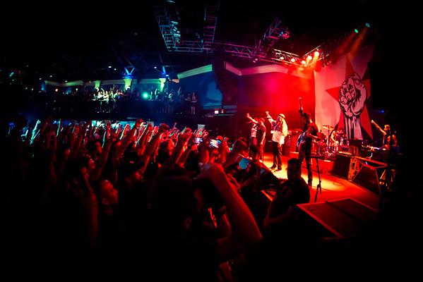 Prophets of Rage @ 9:30 Club, Washington DC - 9/14/17