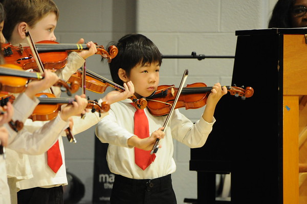 Lower School Suzuki Strings Concert