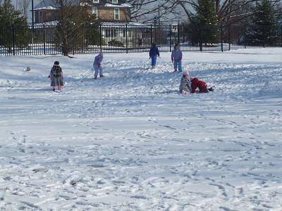 KM Snowy Fun!