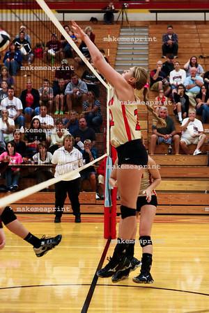 Varsity Volleyball v Central Noble