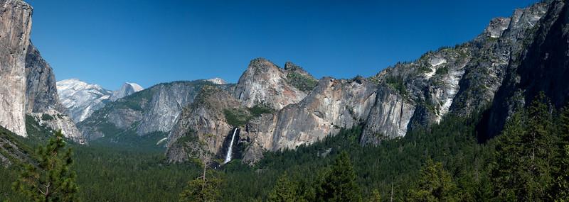 Yosemite National Park - July 2010