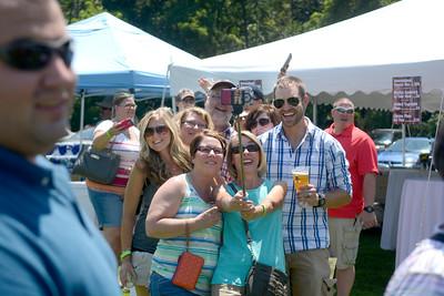 Wine Festival at Hess Field 2015