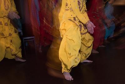 Mandira & Matthew's Sangeet Wedding Ceremony