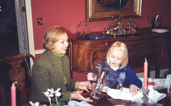 Ann's 59th Birthday Feb 2001