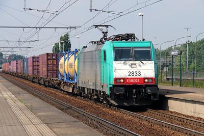 SNCB Class 28 (New)