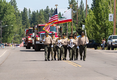 2019 Paul Bunyan Mountain Festival Parade