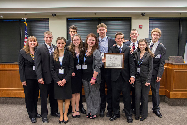 2013 Mock Trial State Finals