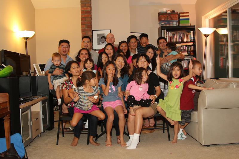 Tengan visit 2012