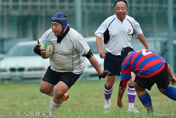 2015/5/2-巨人隊練習賽