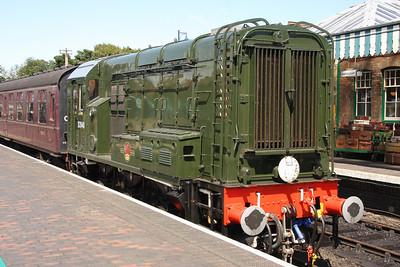 June 24th - 25th 2011 North Norfolk Diesel Gala