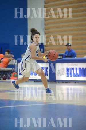 Braddock | Basketball | Varsity Girls | 12/1/17