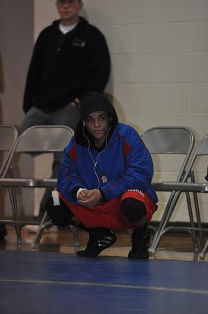 Var Wrestling - Gretna Dual 2/2/2010