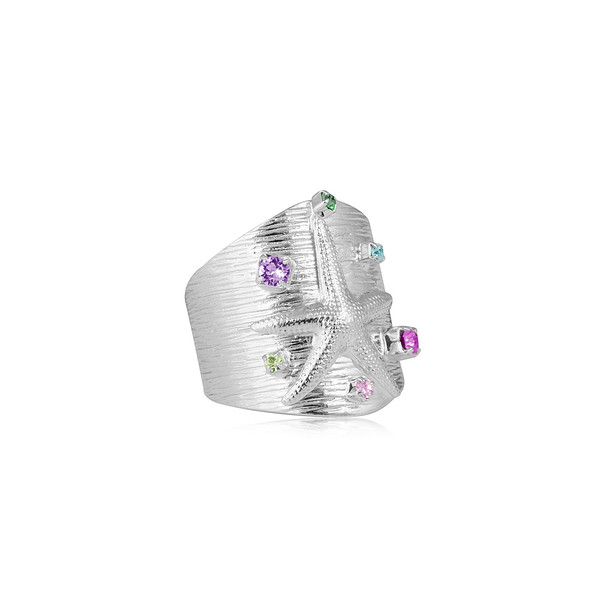 Starfish-Ring-Multicolour-Rhodium---Caroline-Svedbom.jpg