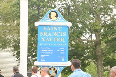 1st Communion St Francis X  Hyannis MA