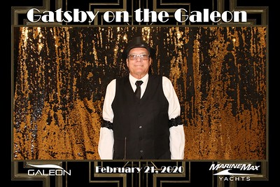 Gatsby on the Galeon 2020