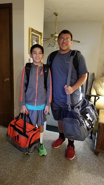 2018-08-15 First Day of School