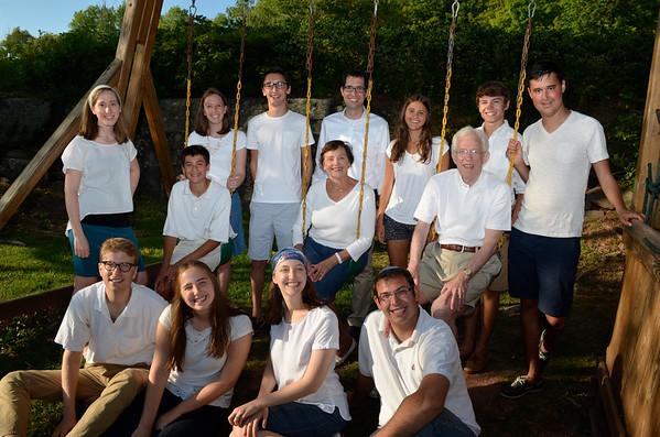 Goldstein Family Gathering 090615