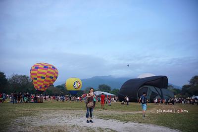 20150221 Penang Hot Air Balloon