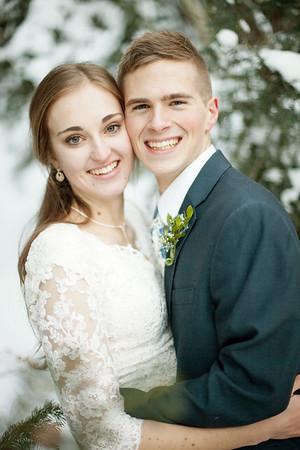 Ty & Liz :: Bridals