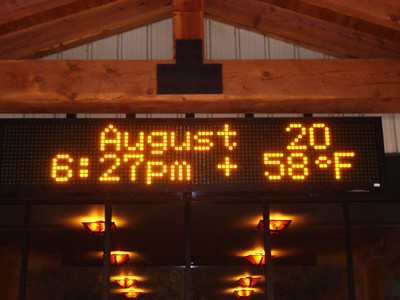 Hot Chili Days Cool Mountain Nights 2011