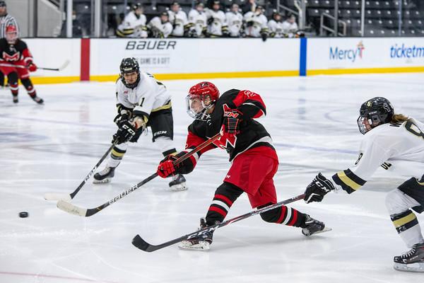Women's Ice Hockey: Lindenwood vs Maryville