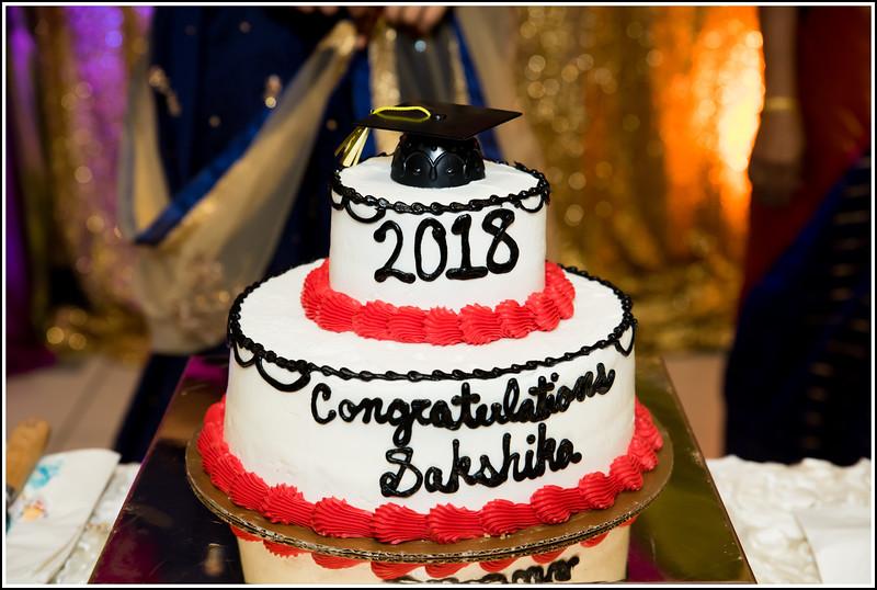 Sakshika's Graduation