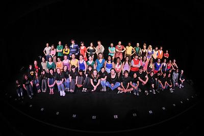 Chorus Line Photo Call