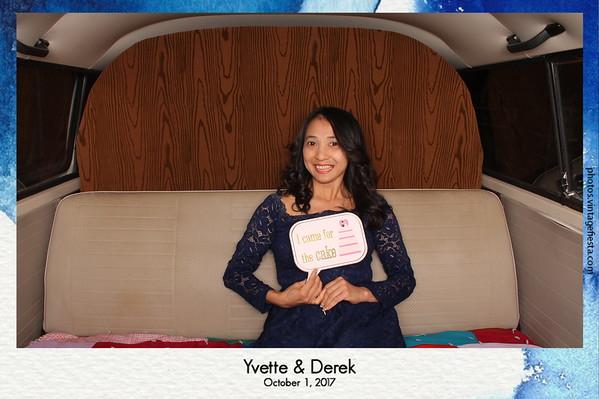 Yvette & Derek 10.1.17