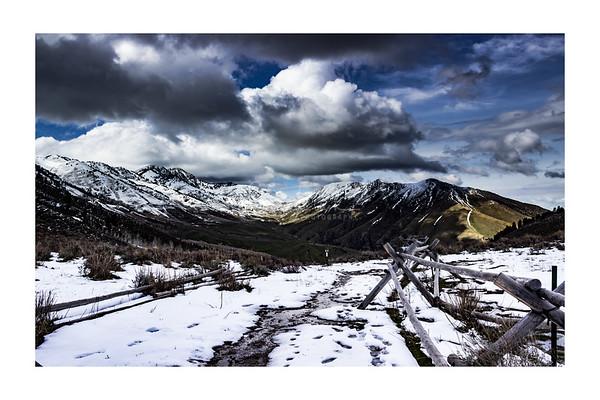 Hackman's Pass, Utah