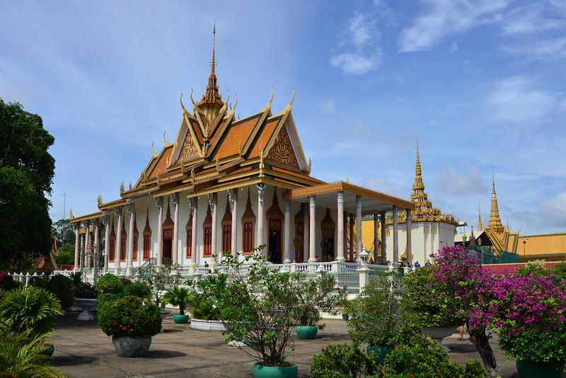 Silver Pagoda Phnom Penh (Explored) - DSC_6693 yy