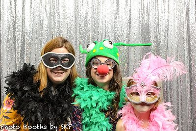 Shelby and Teresa's Wedding Photo Booth Images