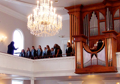 UConn - I Have Had Singing - Fall Choral Concert 2014