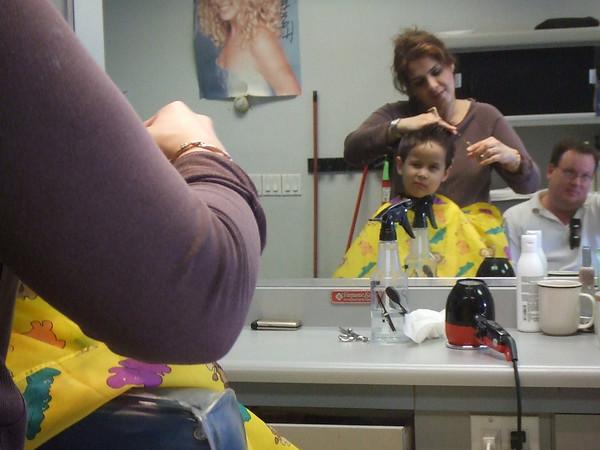 2007 04 02 Jackson Haircut