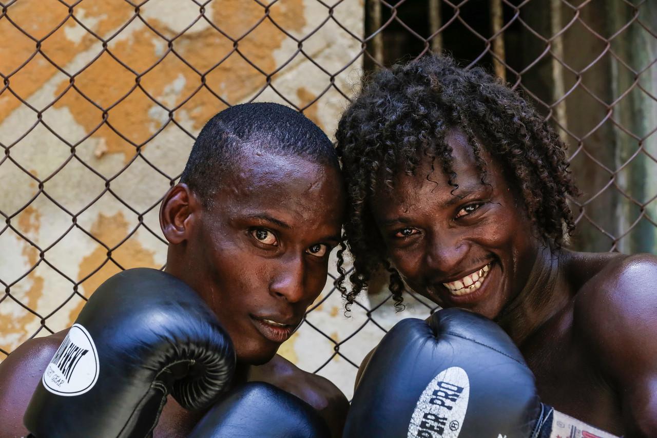 Cuban Boxing Champions