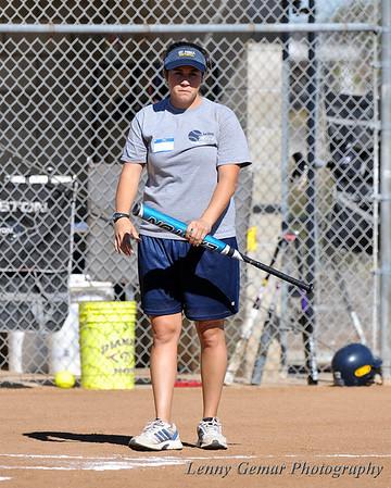 2010 Mesa College Softball
