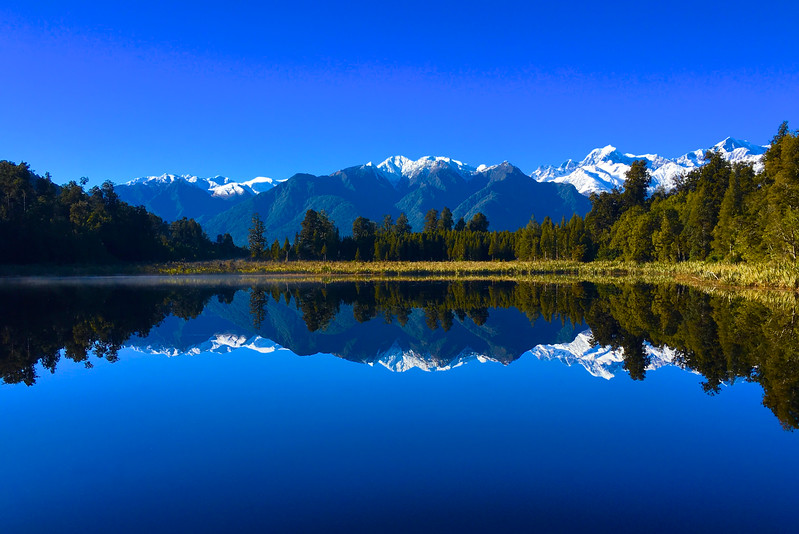 Westland Tai Poutini National Park/New Zealand