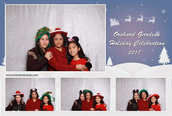 Orchard Gardens Holiday Party