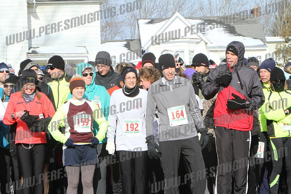 Winter Wimp Foot Race (26th Annual) 1-14-2012