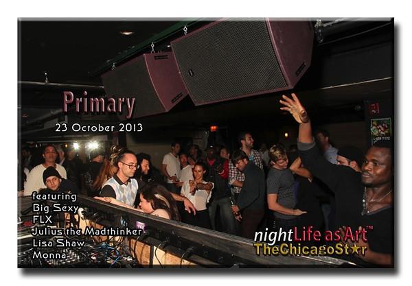 23 Oct 2013 Primary