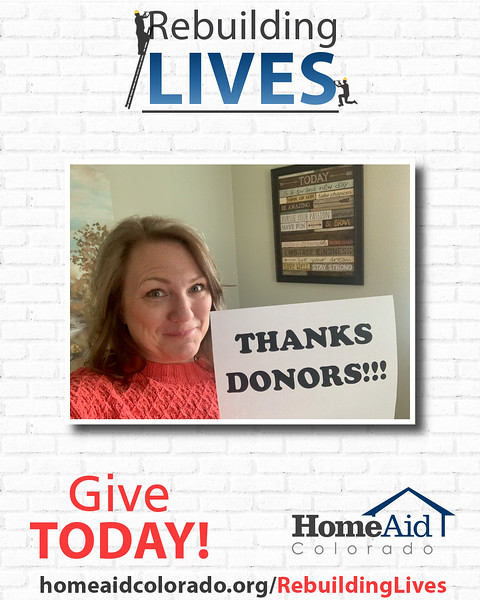 HomeAid-Rebuilding Young Lives Fundraiser