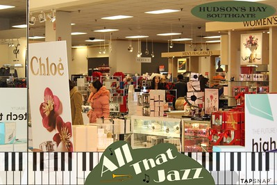 Hudson's Bay All That Jazz