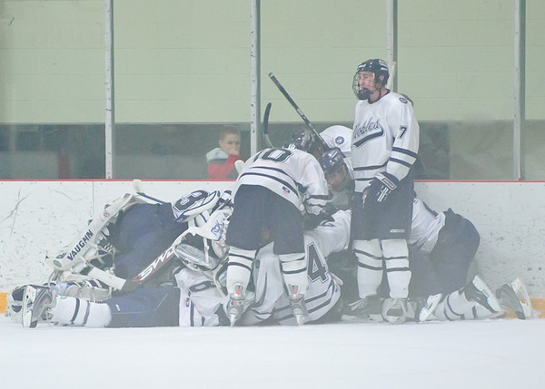 12/8/08 - Nobles Boys Varsity Hockey vs Tabor