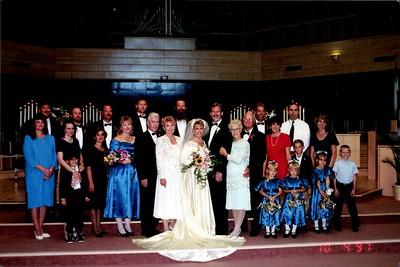 1997/10 - Eric and Lisa's Wedding
