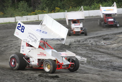 Bear Ridge Speedway 08/21/10